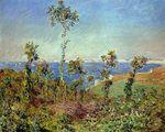 Клод Моне Вид Варанжевиля 1882г