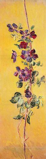 Клод Моне Кобеи 1883г