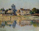 Клод Моне У реки в Вероне 1883г