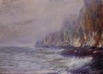 Клод Моне Эффект тумана близ Дьеппа 1882г