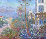 Клод Моне Виллы Бордигеры 1884г 130х115cm