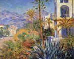 Клод Моне Виллы Бордигеры 1884г 73x92cm Santa Barbara Museum of Art, Santa Barbara