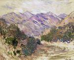 Клод Моне Долина Нервии с Дольчеаккуа 1884г 65x81cm
