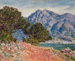 Клод Моне Кап-Мартен 1884г 65x82cm