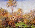 Клод Моне Маленькая ферма в Бодигере 1884г