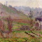 Клод Моне Долина Фалеза 1885г