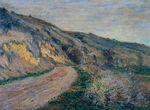 Клод Моне Дорога на Живерни 1885г