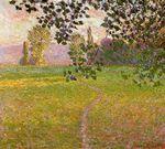 Клод МонеУтренний пейзаж, Живерни 1888г