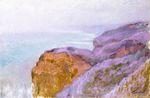 Клод МонеВ Валь Сен-Никола близ Дьеппа 1897г