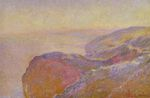 Клод Моне В Валь Сен-Никола близ Дьеппа, утро2 1897г