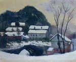Клод Моне Сандвикен, Норвегия 1895г.