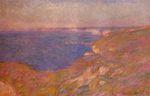 Клод Моне Скала близ Дьеппа 1897г