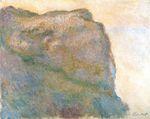 Клод Моне Скала в Пти-Айли 1896г