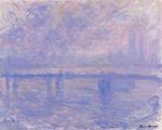 Клод Моне Мост Чаринг-Кросс 1901г