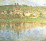 Клод Моне Ветёй 1901г