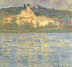 Клод Моне Ветёй 1901г.