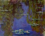 Клод Моне Водяные лилии 1903г
