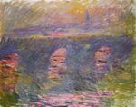 Клод Моне Мост Ватерлоо 1901г