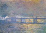 Клод Моне Мост Чаринг-Кросс 1903г