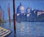 Клод Моне Большой канал 1908г.