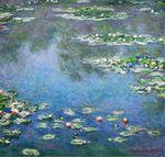 Клод Моне Водяные лилии 1906г 87х92