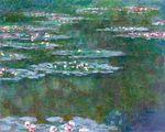 Клод Моне Водяные лилии 1904г