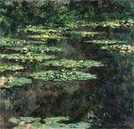 Клод Моне Водяные лилии 1904г.