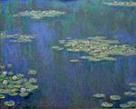 Клод Моне Водяные лилии 1905г
