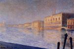 Клод Моне Дворец Дожей 1908г