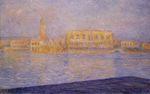 Клод Моне Дворец Дожей, вид с Сан-Джорджо Маджоре2 1908г