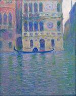 Клод Моне Палаццо Дарио 1908г