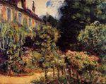 Клод Моне Дом художника в Живерни 1913г