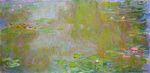 Клод Моне Пруд с водяными лилиями 1917г