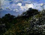 Клод Моне Весна 1875г