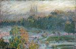 Клод Моне Тюильри (этюд) 1876г