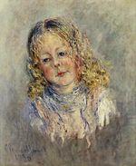 Клод Моне Андре Ловре 1880г