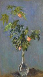 Клод Моне Цветы в вазе 1882г