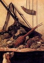 Моне Охотничий трофей 1862г