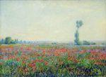 Клод Моне Маковое поле 1881г
