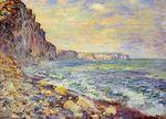 Клод Моне Утро у моря 1881г